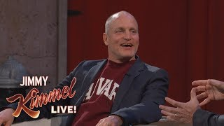 Woody Harrelson Quit Smoking Pot