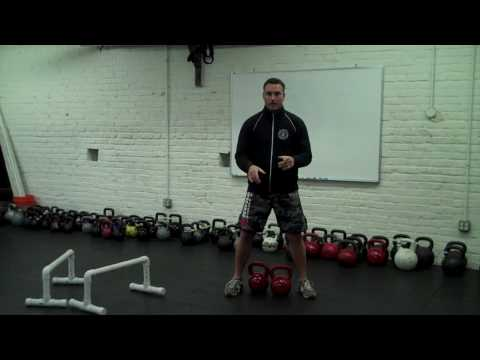Kettlebell Conditioning Workout for BJJ-Brazilian Jiu-Jitsu