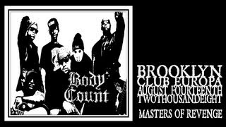 Watch Body Count Masters Of Revenge video