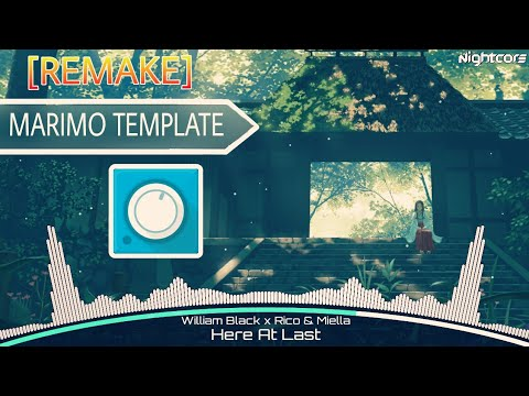 「Avee Music Player」Marimo Template For Avee Player [Remake](1.2.73)✘