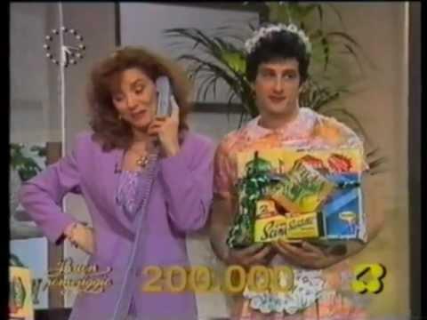 Bobo Lucchesi & Patrizia Rossetti televendite Facco (Il Principe Azzurro)