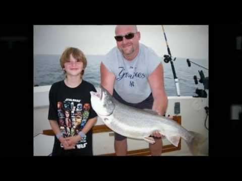 Lake Ontario Fishing Charters Rochester - Call 585-698-5238