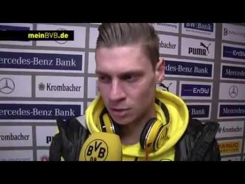 VfB Stuttgart - BVB: Interview mit Łukasz Piszczek