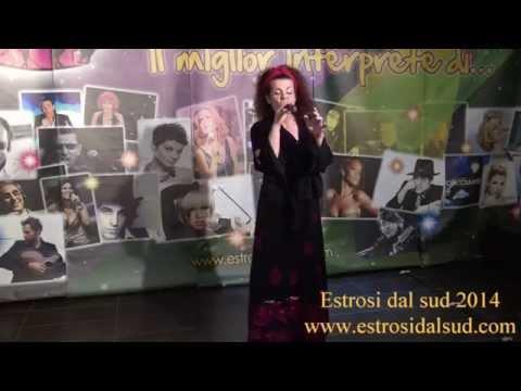 Estrosi dal sud 2014   Anna Lorena Romano   Cancao do mar