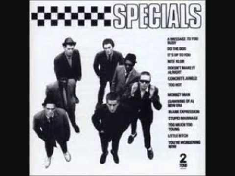 Specials - Monkey Man