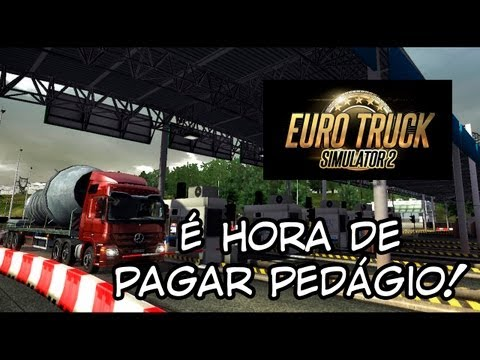 Mais um gameplay EXCLUSIVO do Euro Truck 2