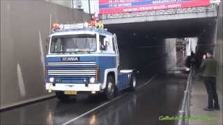 Intocht Truckstar Festival 2014: Nice Old Scania V8 |  Scania V8 sound Compilation