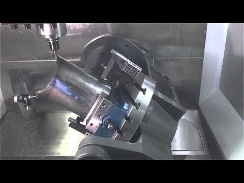 Haas UMC-750 5-Axis from White Tool & Die Toledo