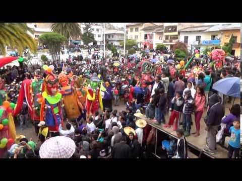CONCURSO Y SELECCIÓN DE CARNAVALON 2015