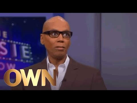 RuPaul Opens Up About Bullying - The Rosie Show - Oprah Winfrey Network