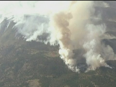 32000 flee as Colorado wildfire spreads - Worldnews.