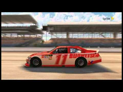 NTG Customs-#11 Darrell Waltrip Budweiser