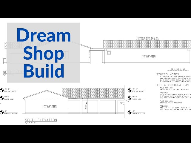 185 - Dream Shop Build