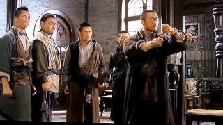 Ip Man Movie fight scenes 2 Northern vs South fighting