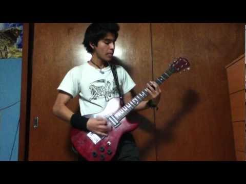 Iced Earth - Coming Curse Cover
