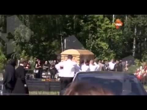 Похороны и прощание с Жанной Фриске ноовости на всех телеканалах