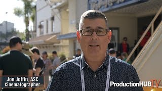 """Jon Joffin, ASC on using the ZEISS Supreme Primes on """"PASSING"""" at Cine Gear 2018"""