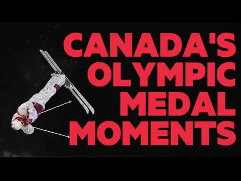 Canada's 2018 Pyeongchang  Olympic medal moments