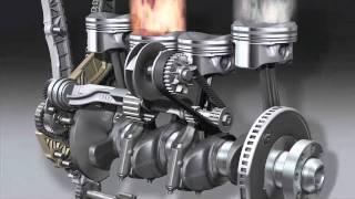 Audi new 1 8 TFSI Engine