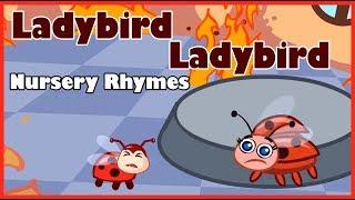Ladybird Ladybird | Ladybird Ladybird Rhyme | English Nursery Rhymes | Original Song By API KIDS