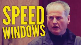 Speed Windows | The System | Football Strength Training | Rae Crowther Co.