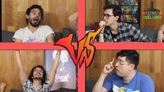VERSUS #01 - EL MEJOR ZELDA DE LA HISTORIA -  HISTERIA DE LOS VIDEOJUEGOS