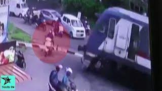 peralanda railway crossing accident