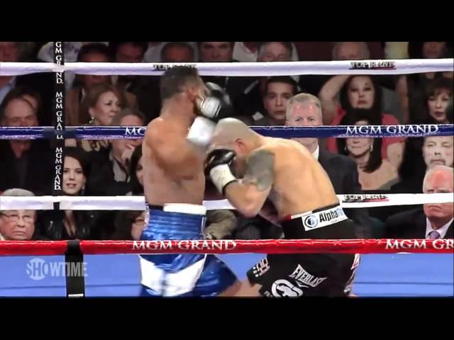 Cotto vs. Mayorga - Recap - SHOWTIME Boxing - Miguel Cotto, Ricardo Mayorga - Boxeo
