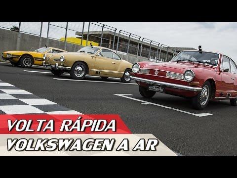 VW KARMANN-GHIA X VW KARMANN-GHIA TC X VW SP2 – VR COM RUBENS BARRICHELLO #79   ACELERADOS