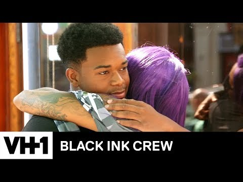 Sky Says Goodbye to Her Son Dez | Black Ink Crew