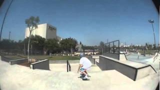Galit skatepark and Hertzeliya - Paul Gubin junk tage