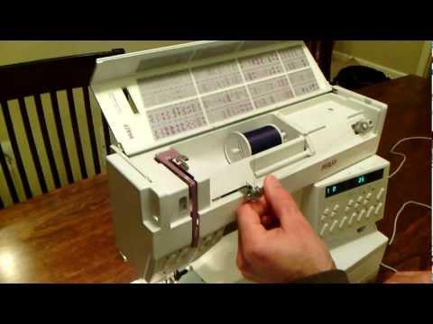 PFAFF MailARepair Garry39s Machine  How To Save Money