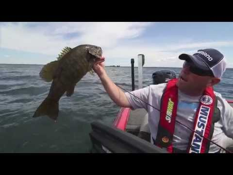 Post Spawn Great Lakes Smallmouth with Brandon Palaniuk - Dave Mercer's Facts of Fishing THE SHOW