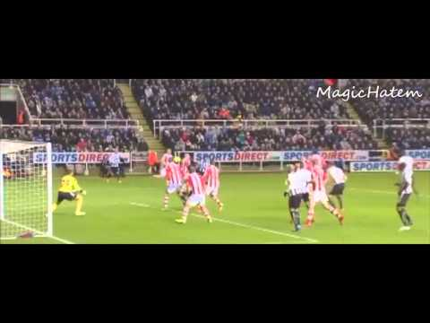Hatem Ben Arfa vs Stoke (Home - 5-1 - 26/12/13) World Class Performance