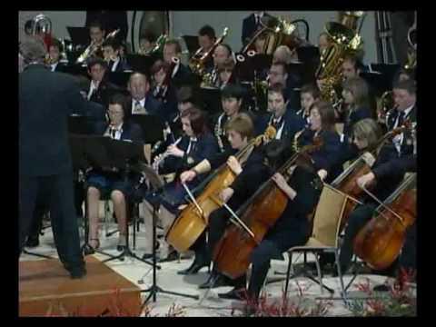 Sinfonia nº 4 - 1/3 - D. Maslanka - CIM La Armonica de Buñol - El Litro - Certamen Altea 2007