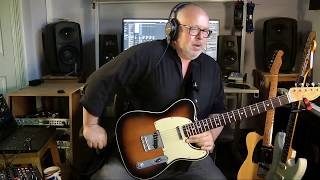 Blues: Paul Rose Live Blues Guitar Stream | Relaxing Blues Music 2020