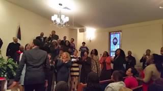 The Blood Still Works finale BBC Choir featuring Shiloh Baptist Church
