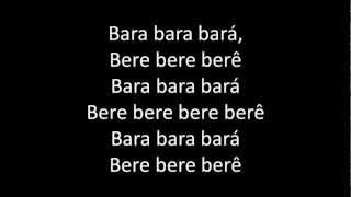 Alex Ferrari - Bara Bará Bere Berê [Official Lyrics Video | HQ/HD]