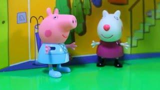 фредди возвращается свинка пеппа весь мультик полностью