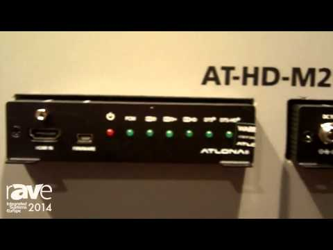 ISE 2014: Altona Launches M2C Multi-Channel to 2-Channel Audio Converter