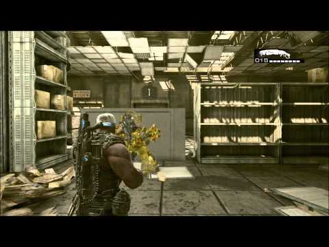 Let's Play Gears of War 3 W/Promythical and ZoTeck- Part 6