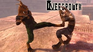 This Game is AMAZING! I'm a Ninja Assasin, Overgrowth Gameplay