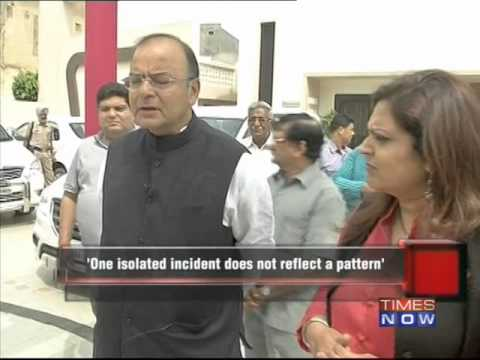 The Real Politik: Arun Jaitley - Part 1