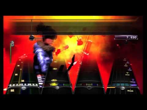 Rock Band 3 Keyboard Trailer  2