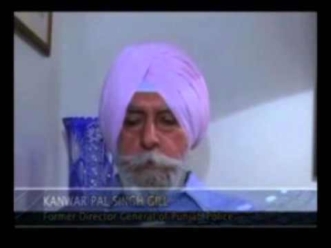 Kps Gill, Joginder Singh Cbi, Bitta, Open Challanges To So Called Khalistan Members & Leaders Part 3 video