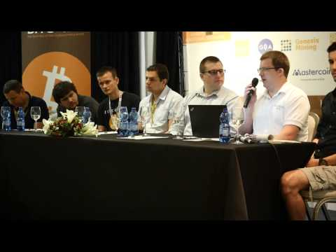 Bitcoin TLV `14, #8 - Panel - Bitcoin 2.0 - The Next Generation of the Decentralized Economy