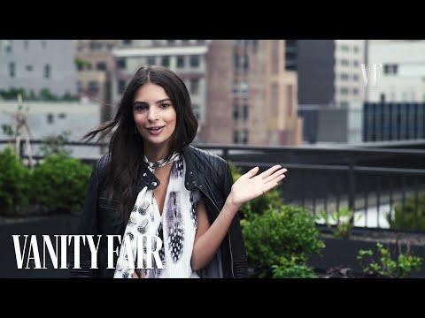 Emily Ratajkowski Responds To Her Fans' Tweets | Vanity Fair