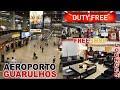 Aeroporto de Guarulhos, Freeshop, Salas VIP