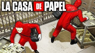 download musica LA CASA DE PAPEL no GTA
