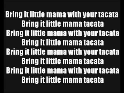 Tacabro - Tacata ( English Translation / Lyrics )